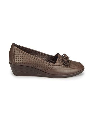 Polaris Ayakkabı Kahve